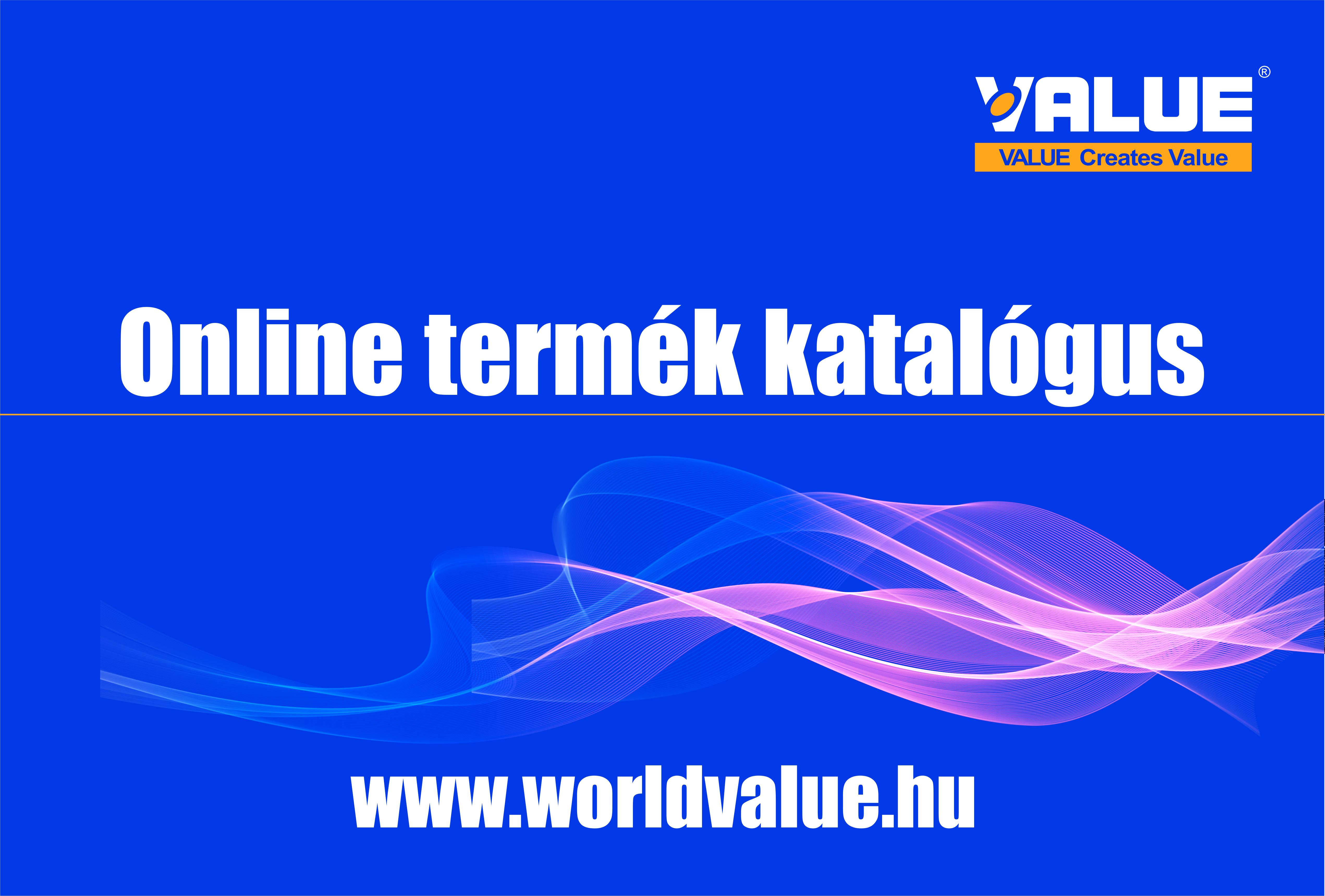 VALUE Online katalógus