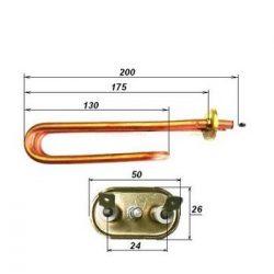 Fűtőbetét bojler Hajdu    1200W K. (Q)