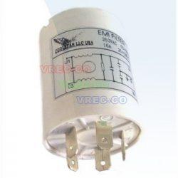 Kondenzátor zavarszűrő (CSc).