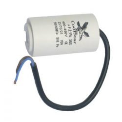 Kondenzátor CSC  6,3 uF káb. 30*51mm (Q)