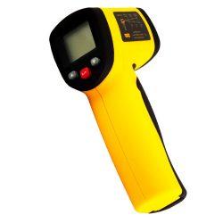 Hőmérő Infra/lézer Digitális HT550 ( Pisztoly ).