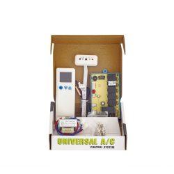 Klímavezérlő panel univerzális LT-U03C