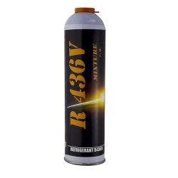 Hűtőközeg HC R436V FRIGOSTAR / 370g UN2037