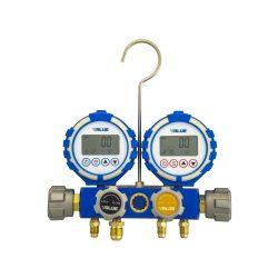 Csaptelep VALUE VDG-4-S1 Digitális 9 féle hűtőköz.