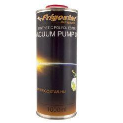 Vákuumsz.olaj Frigostar  1,0 lit.