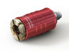 Gyorscsatlakozó WEH TW111 R410 Piros