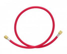Töltőcső  1000mm piros