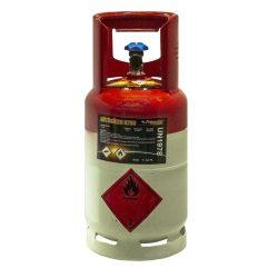 Hűtőközeg. HC R290/kg UN1978 Saját palack töltés