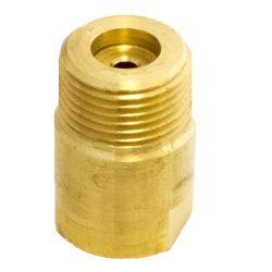 Nitrogén nyomáscsökkentő adapter 1L-es palackhoz
